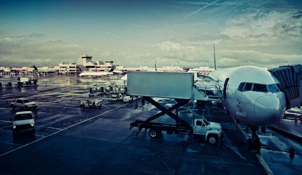 PHOTO: Miami International Airport (MIA).