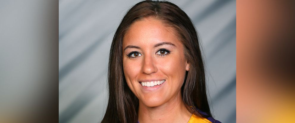 PHOTO: Micalla Rettinger, 25, a graduate of the University of Northern Iowa and former softball player, was fatally shot as she drove home with her boyfriend Sunday morning.