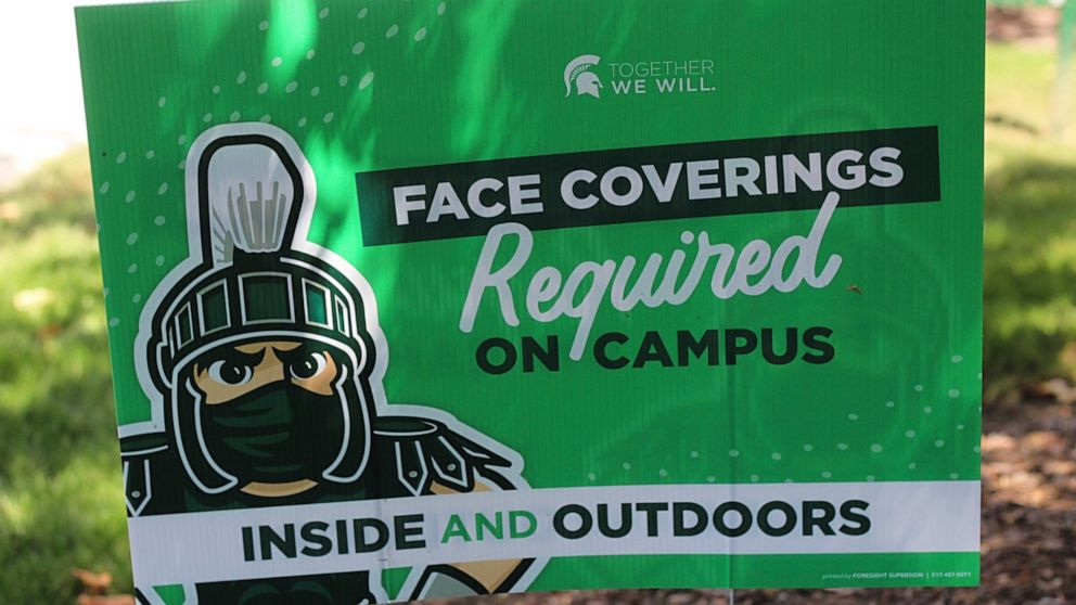 All Michigan State students asked to quarantine due to 'exponential growth' of COVID-19