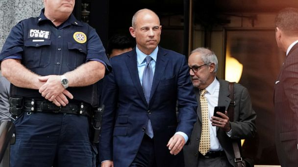 Michael Avenatti pleads not guilty to charges of stealing nearly $300K from adult film actress Stormy Daniels