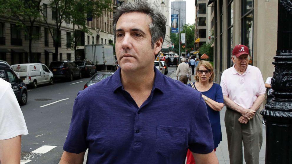 Trump?s former personal attorney, reaches tentative plea deal: Sources