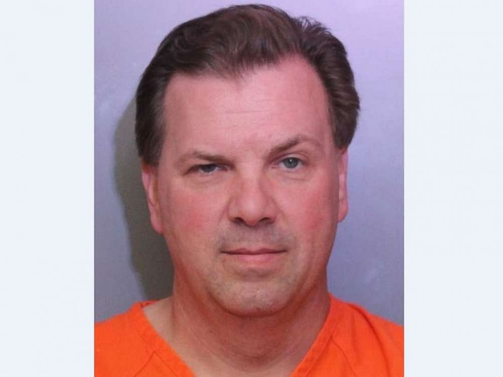 PHOTO: Michael Dunn, 47, has been charged with second-degree murder in the shooting death of a man who allegedly attempted to steal a hatchet from a store he owned in Lakeland, Fla., on Wednesday, Oct. 3, 2018.