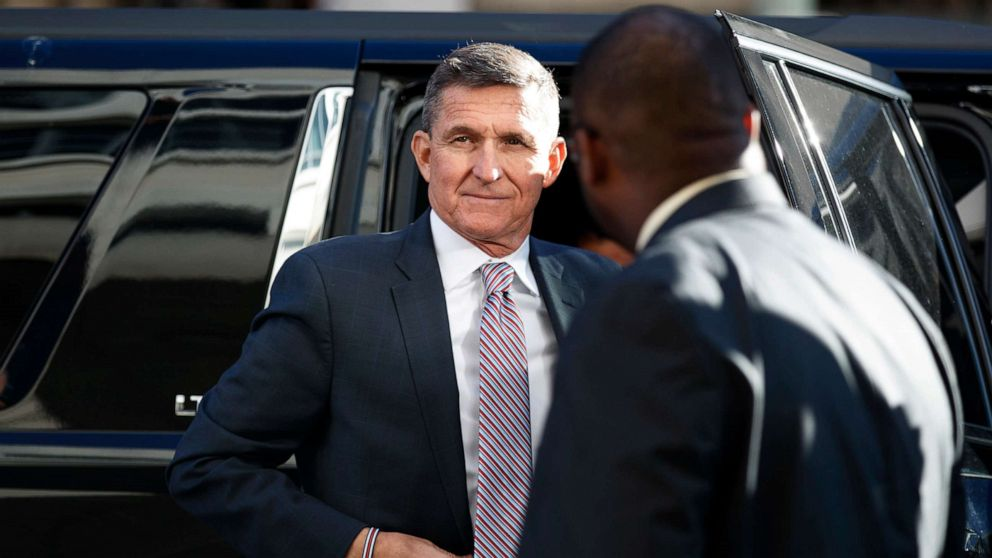 Federal appeals court overrules judge, orders Flynn case dismissed as DOJ requested thumbnail