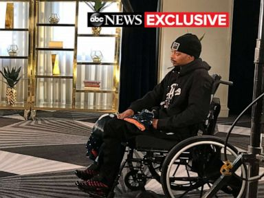 Jacob Blake recalls going 'limp' when shot 7 times by police officer