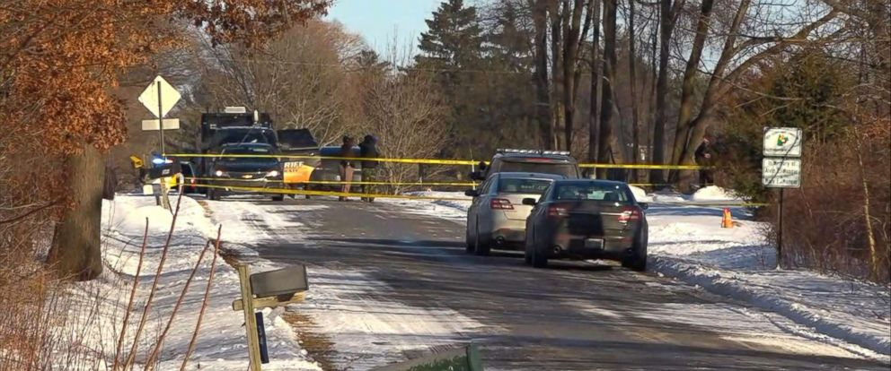 PHOTO: Four people were found dead at a home in Kent County, Michigan, on Monday, Feb. 18.
