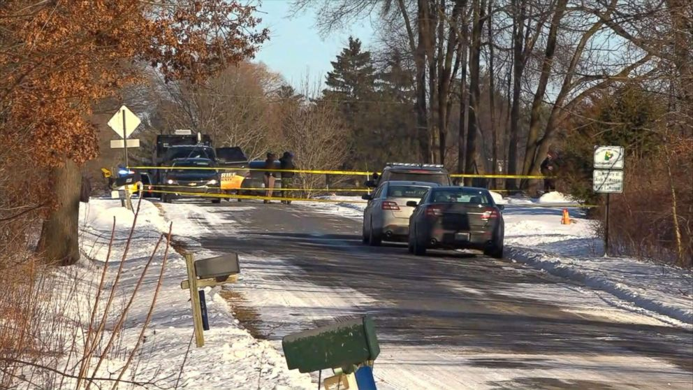 Four people were found dead at a home in Kent County, Michigan, on Monday, Feb. 18.