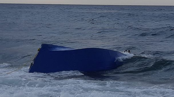 3 migrants killed, 11 detained after boat sinks in Caribbean: CBP
