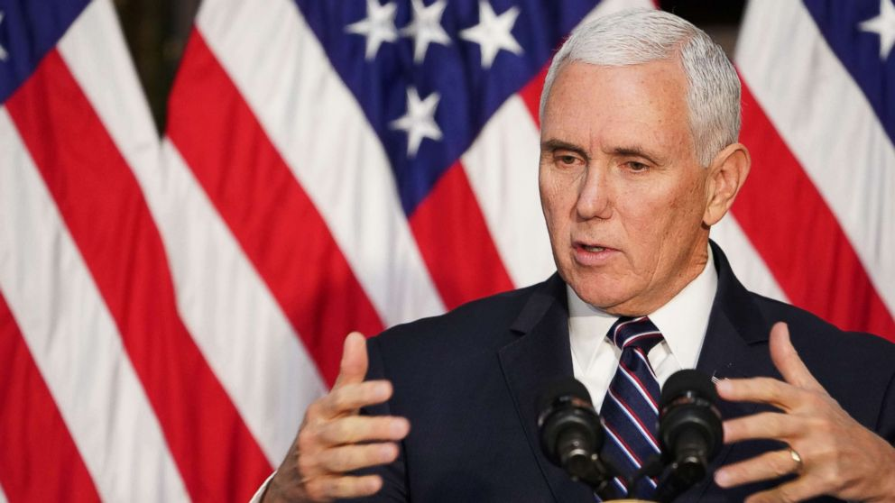 Vice President Mike Pence expected to send message to Iran, discuss Venezuela during Europe trip thumbnail