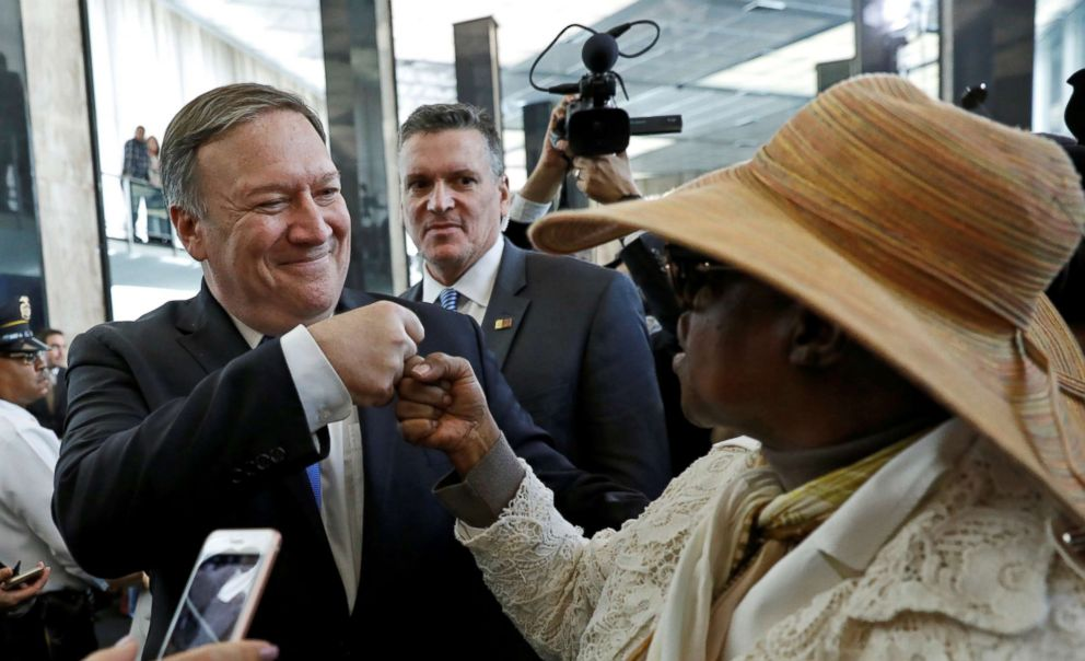 Mike Pompeo becomes the first Kansan Secretary of State