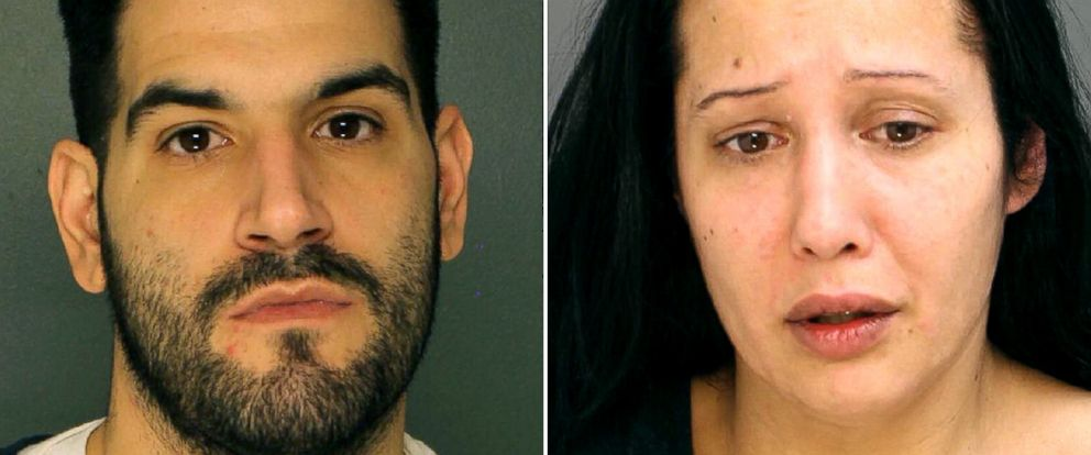 PHOTO: Joseph Milano, left, and Lauren Semanyk are seen in these undated police photos.