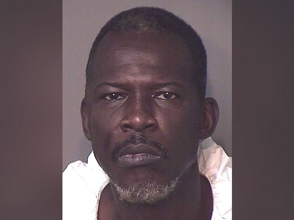 PHOTO: A booking photo of Everett Glenn Miller, who was charged with premeditated first degree murder after two Kissimmee Police Department officers were shot.