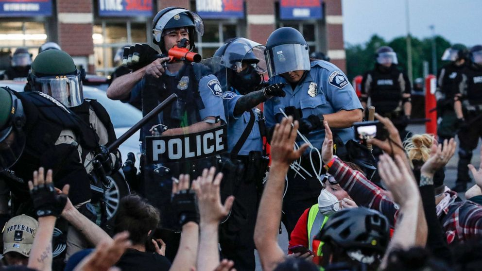 Cities across US announce police reform following mass protests against brutality thumbnail