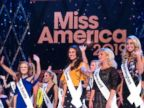 PHOTO: Contestants wave to the audience during introductions at the second night of preliminary competition at the Miss America competition in Atlantic City, N.J, Sept. 6, 2018.