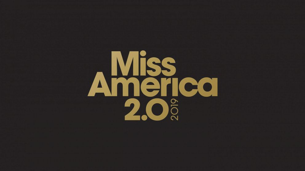 Courtesy Miss America Organization The new logo for the Miss America pageant