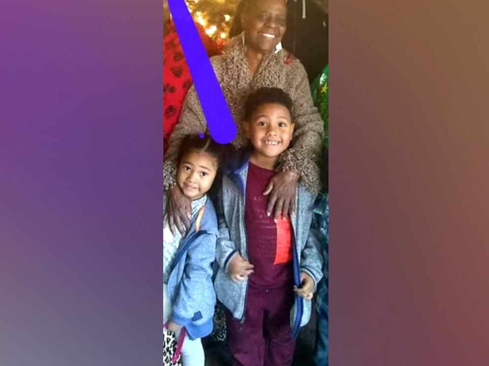 PHOTO: Sandra Young, of Fairfield, California, and her two grandchildren, Jayden Hill and Katalyhah Hill, have been reported missing by family members.