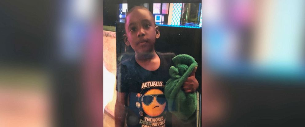 PHOTO: Police in are searching for 6-year-old Ronald Mowatt, who was abducted in Brooklyn on Monday.