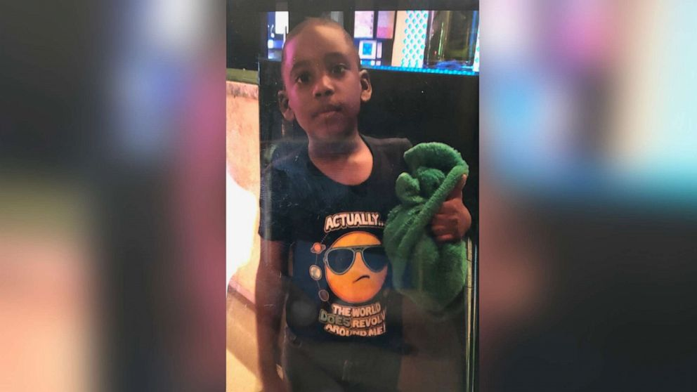 Car stolen with 6-year-old boy sitting in backseat thumbnail