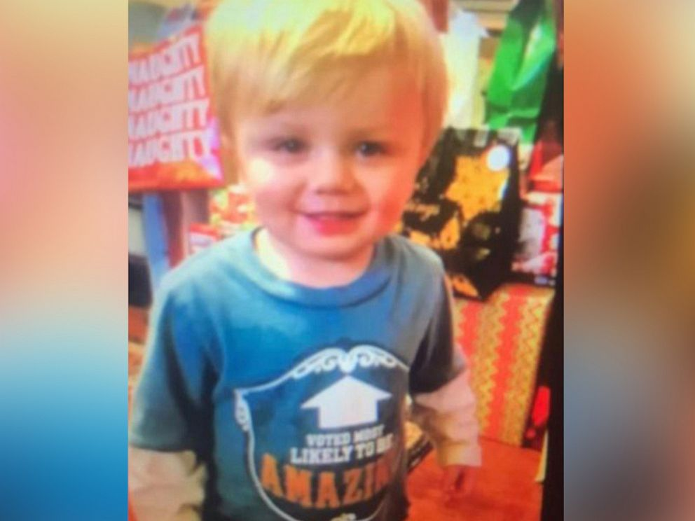PHOTO: Missing toddler Kenneth Howard was found alive, May 15, 2019, after hed been missing for more than three days, authorities said.