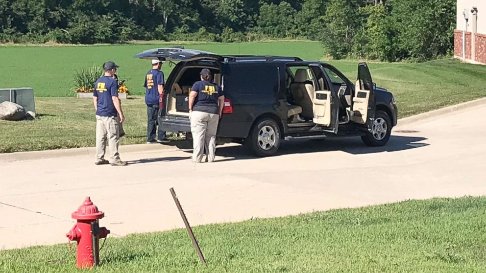 The FBI is involved in the search for missing 20-year-old Mollie Tibbetts in Brooklyn, Iowa.