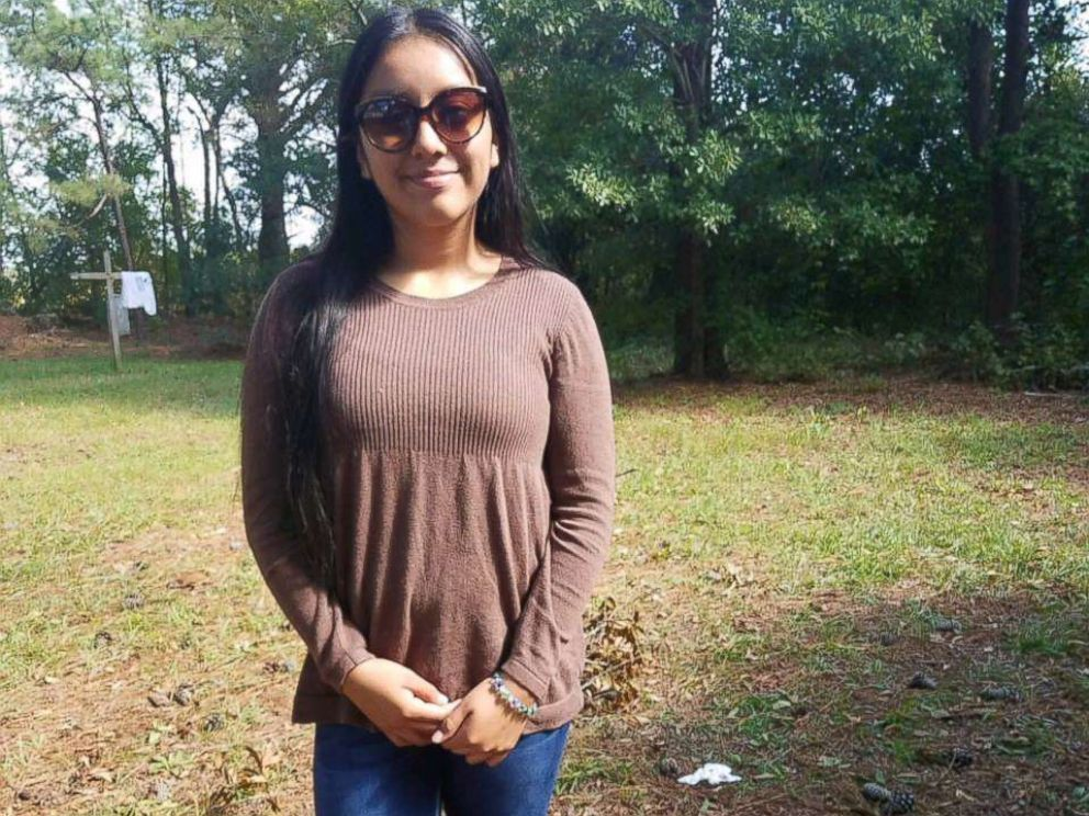 PHOTO: An undated photo of missing thirteen-year-outdated Hania Aguilar.