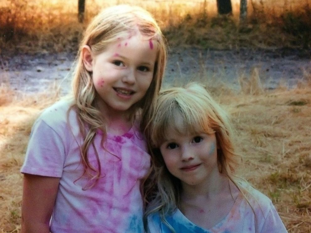 PHOTO: A search is on in Humboldt County for 8-year-old Leia Carrico and her 5-year-old sister, Caroline Carrico, who went missing on March 1, 2019, after wandering away from their home in Benbow, Calif.