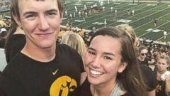 Missing University of Iowa student's boyfriend speaks out