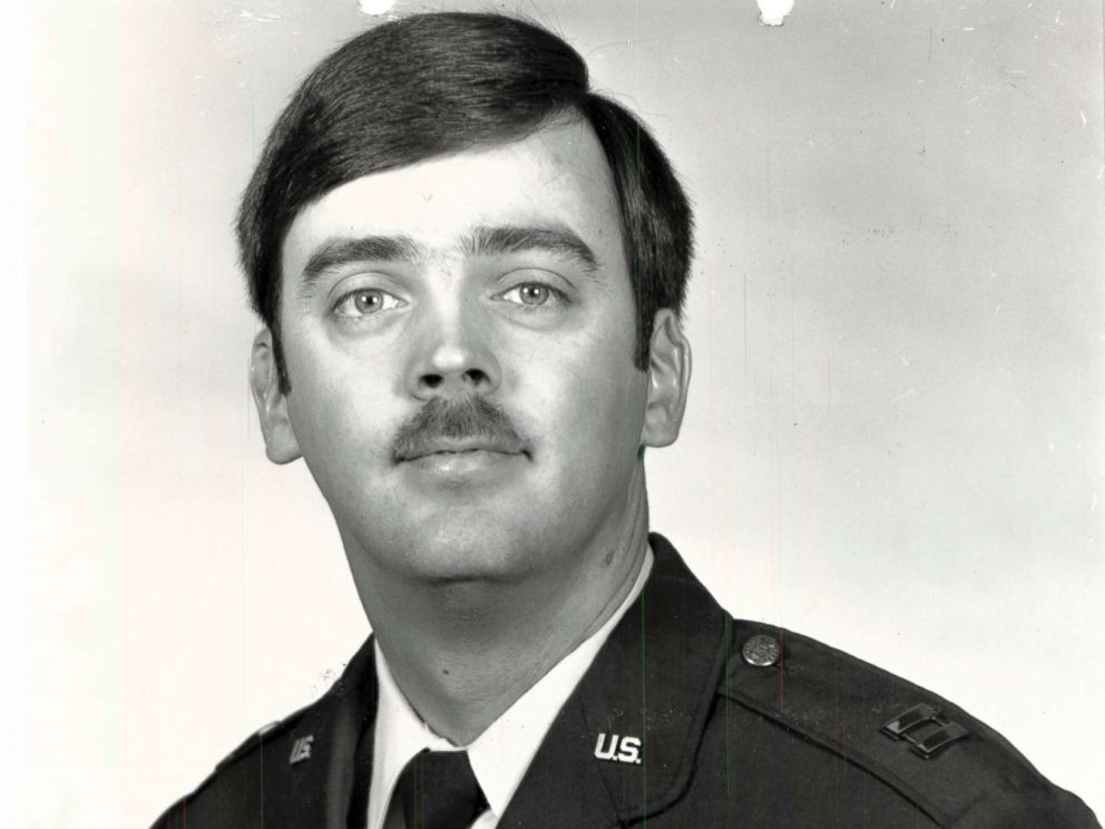 PHOTO: This undated photo released by the U.S. Air Force shows Capt. William Howard Hughes, Jr., who was formally declared a deserter by the Air Force Dec. 9, 1983.  How alleged Air Force deserter was found 35 years later living under fake name missing officer 01 as ap 180610 hpMain 4x3 992
