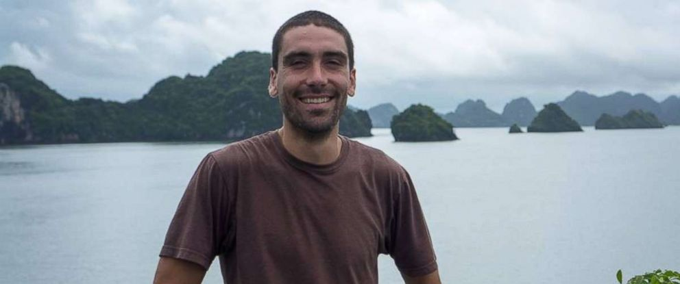 PHOTO: Authorities in Mexico are searching for missing North Carolina teacher Patrick Braxton-Andrew at the Copper Canyon National Park.