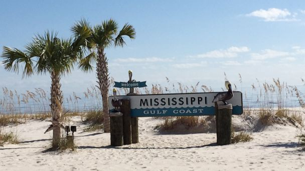 Officials close all Mississippi beaches due to blue-green harmful algal bloom