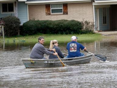 Mississippi getting more rain as residents endure 'unprecedented' flooding