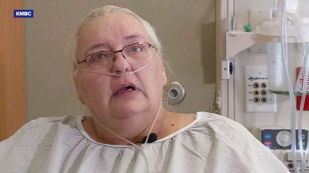 PHOTO: Teresa Meitl, a driver for zTrip, survived after a passenger opened fire on her on Dec. 4, 2018, in Kansas City, Mo.
