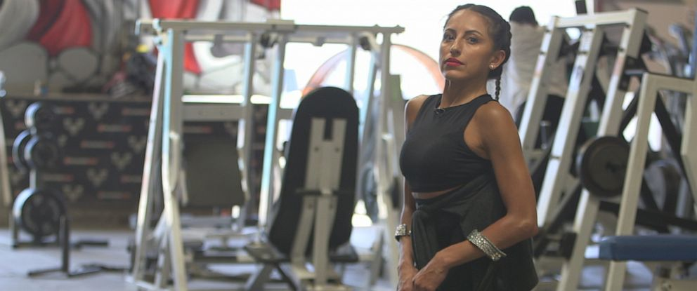 PHOTO: Misty Diaz is an absolute force – but when she was born, doctors never thought she'd even be able to walk.