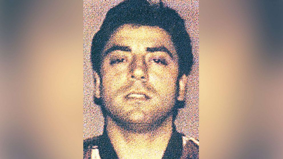 "Francesco ""Franky Boy"" Cali, the reputed leader of the Gambino crime family, is pictured in a photo released by the Italian Police on Feb. 7, 2008."