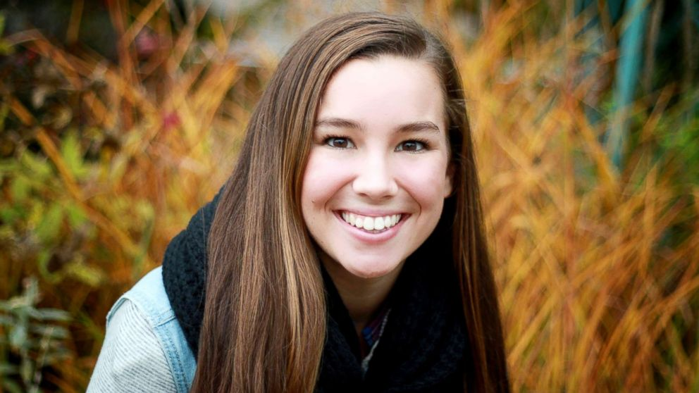 Mollie Tibbetts is seen here in this undated file photo.