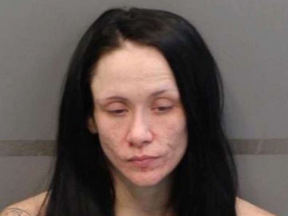 PHOTO: Tiffany Marie Roberts in a police booking photo.