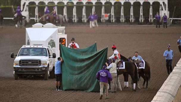 Breeders' Cup, the Super Bowl of racing, marred by another horse's death at Santa Anita