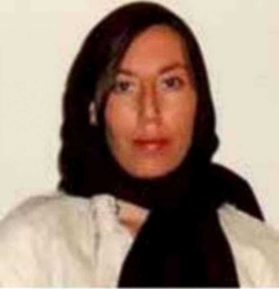 PHOTO: Monica Witt, 39, a former U.S. Air Force officer, indicted for aiding Iran, is seen in this FBI photo released in Washington, DC, Feb. 13, 2019.