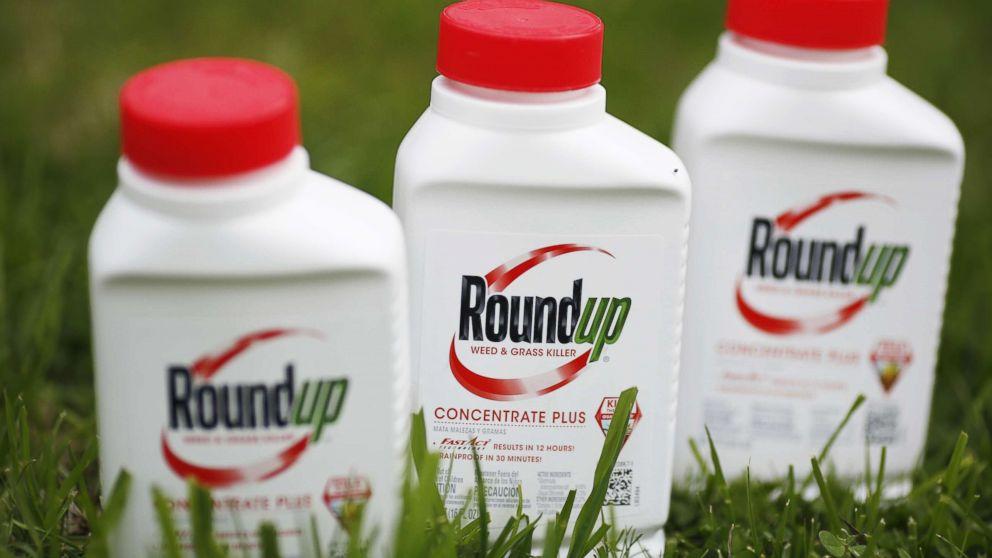 Trial begins for man alleging Roundup weed killer caused his