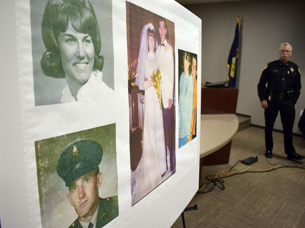 Couple's 1973 Yellowstone County murder solved through genetic