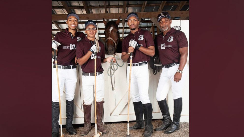 Ride to the Olympics CEO Says 'We Break Barriers' Amid Rise in Black Polo Players