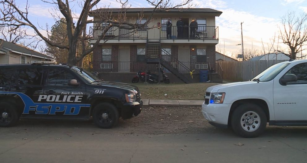 PHOTO: Police responded to the Fort Smith Arkansas home of Krissy Noble and Brendon Tran after Noble shot and killed an intruder on Dec. 7,2017.