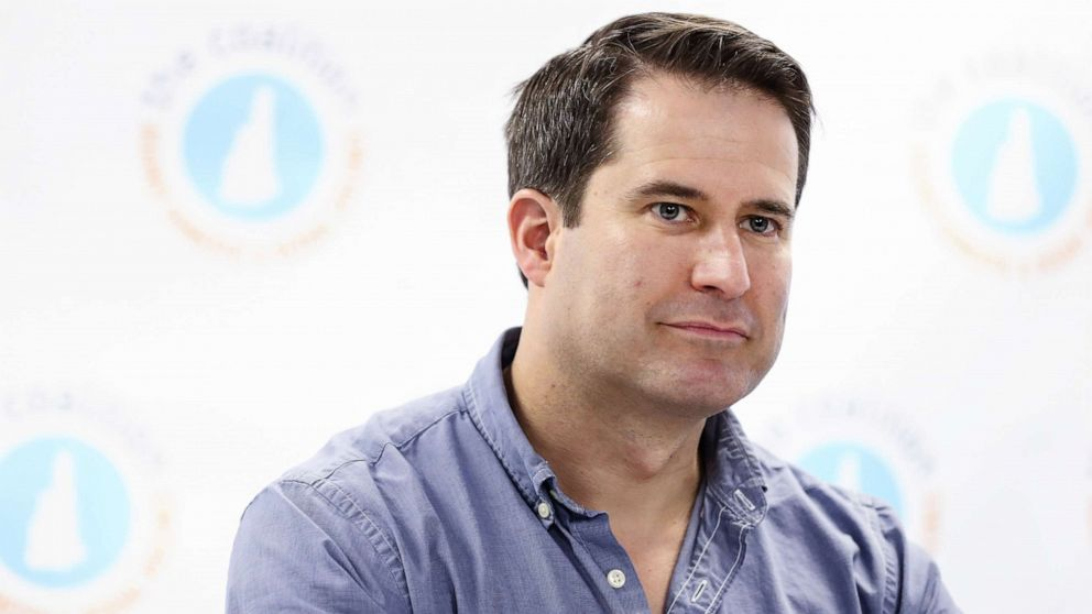 Democratic presidential hopeful Rep. Seth Moulton drops out of 2020 race