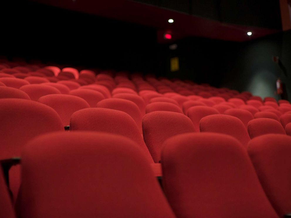 PHOTO: A stock photo of a movie theater is seen here.