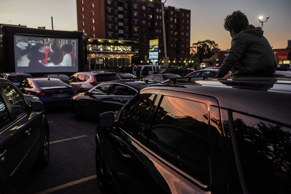 Drive In Entertainment Sees A Resurgence During The Pandemic From Movies To Comedy Abc News