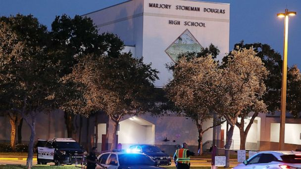 Man convicted of cyberstalking, threatening Parkland victims' families