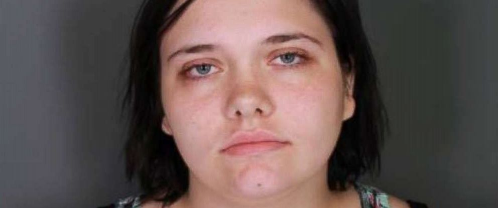 PHOTO: Sayre, Pennsylvania resident Harriette Hoyt, 17, has been charged with attempted murder after an infant baby was found abandoned in a plastic bag.