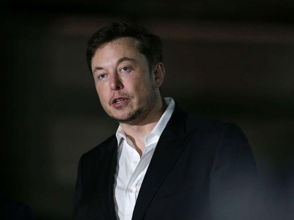 Elon Musk explains why he's thinking about taking Tesla public