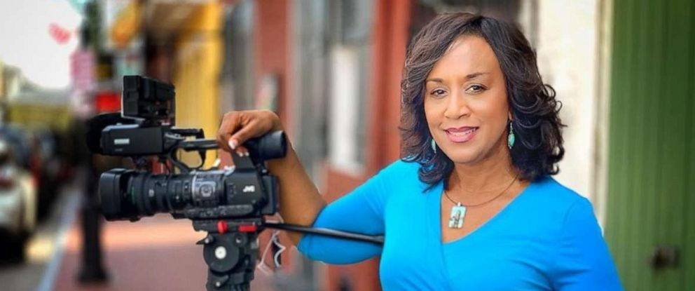 PHOTO: Nancy Parker worked at New Orleans Fox affiliate WVUE for 23 years. She was killed in a plane crash while filming a piece on Friday, Aug. 16, 2019.