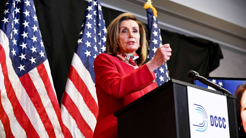Nancy Pelosi formally announces run for reelection as House speaker