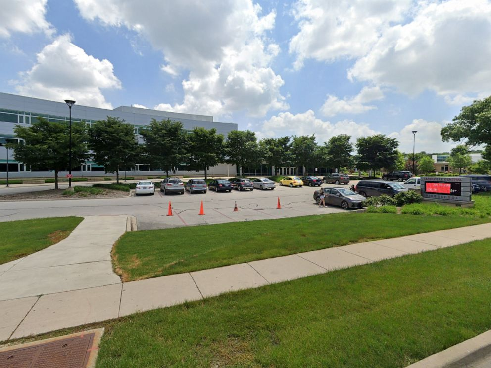 PHOTO: Naperville Central High School